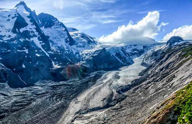 大鐘山冰河