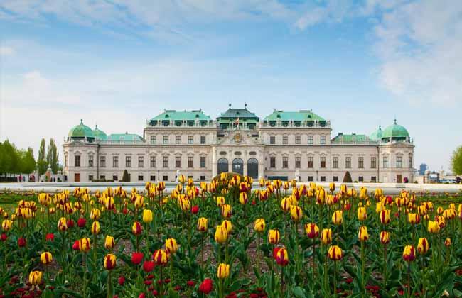 維也納貝維蒂爾宮