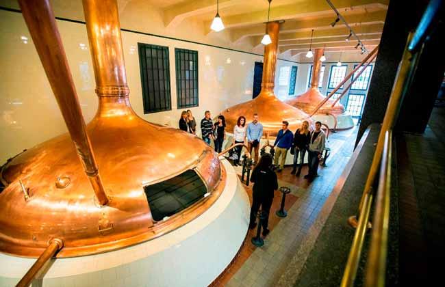 捷克皮耳森啤酒工廠