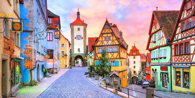 Rothenburg羅騰堡
