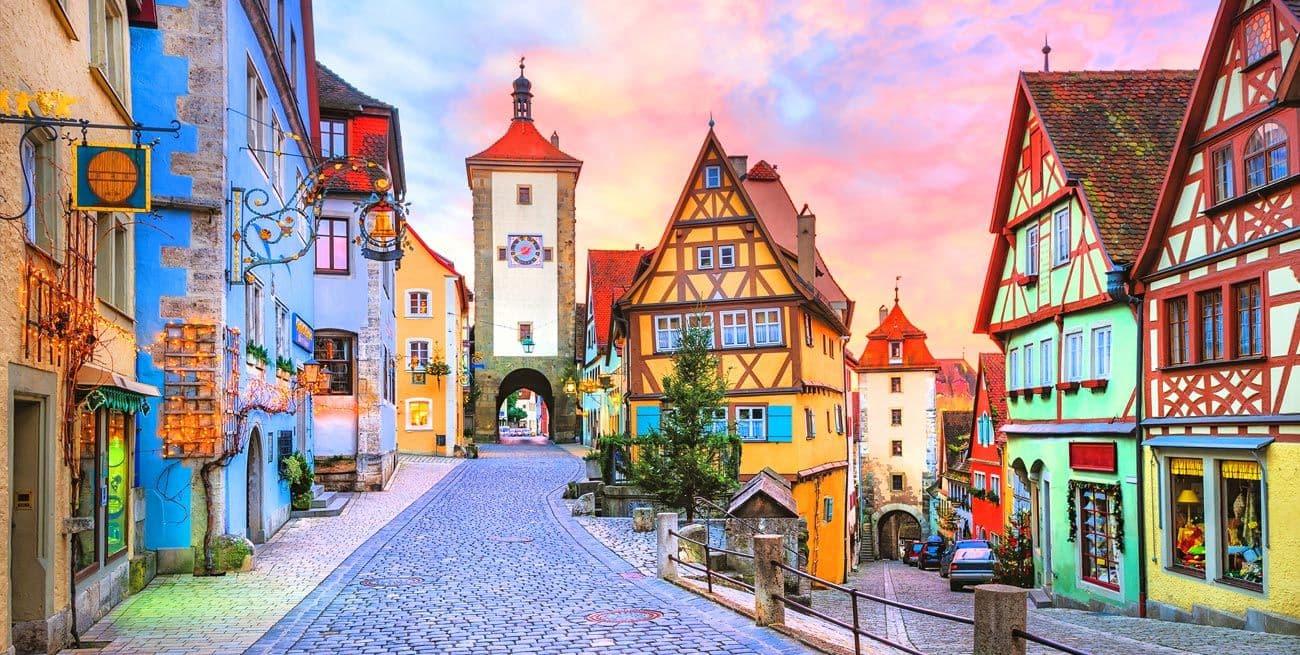 羅騰堡Rothenburg
