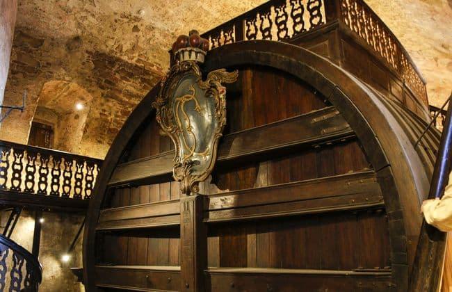 Heidelberg海德堡城堡的大酒桶