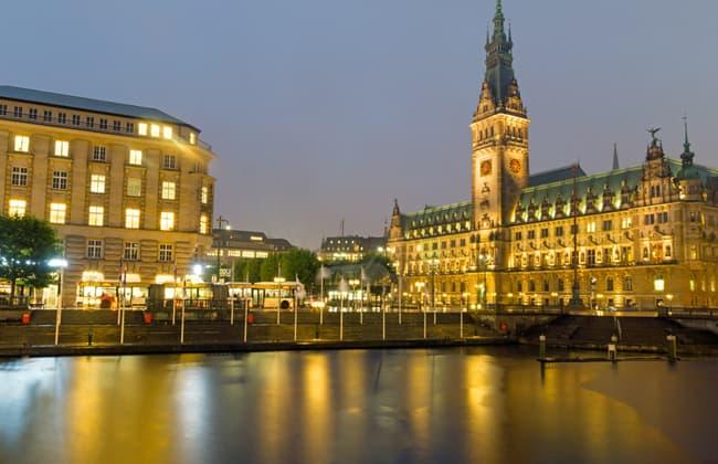 Hamburg漢堡