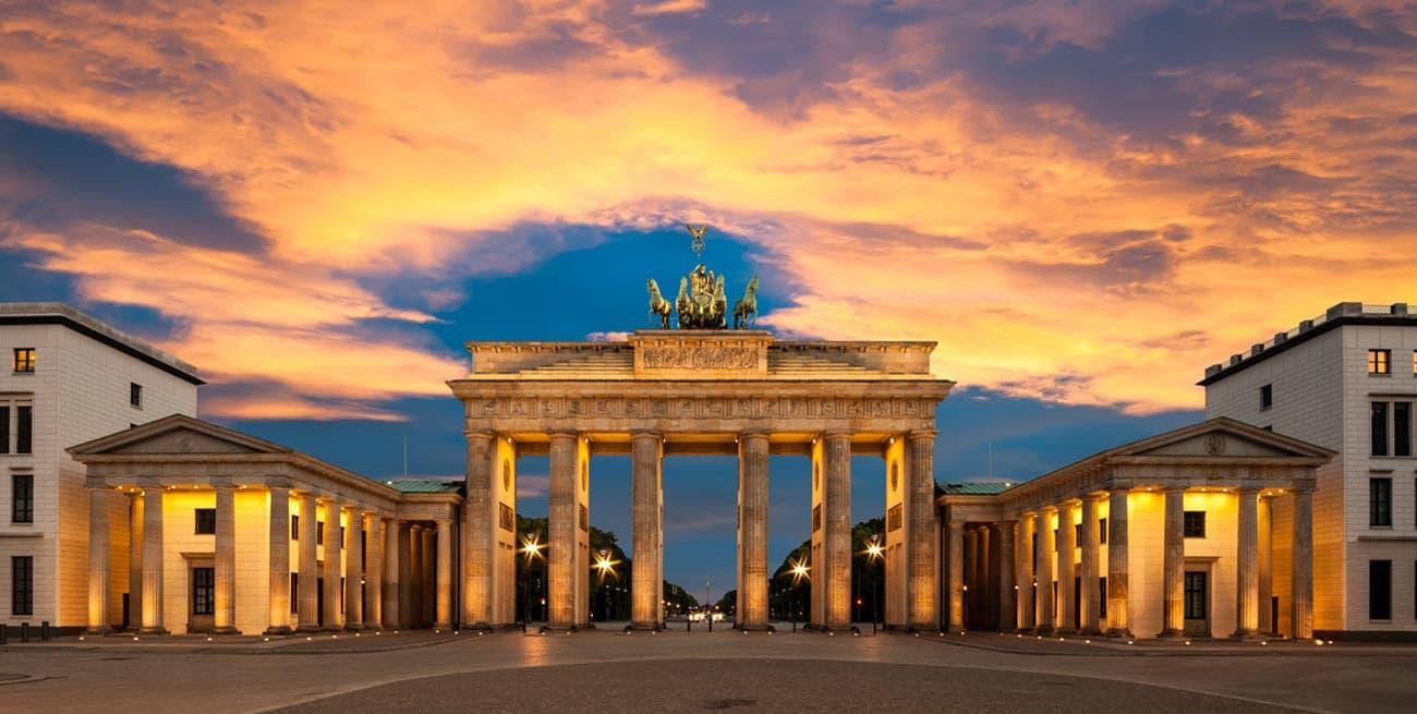 柏林Berlin布蘭登堡門Brandenburger Tor