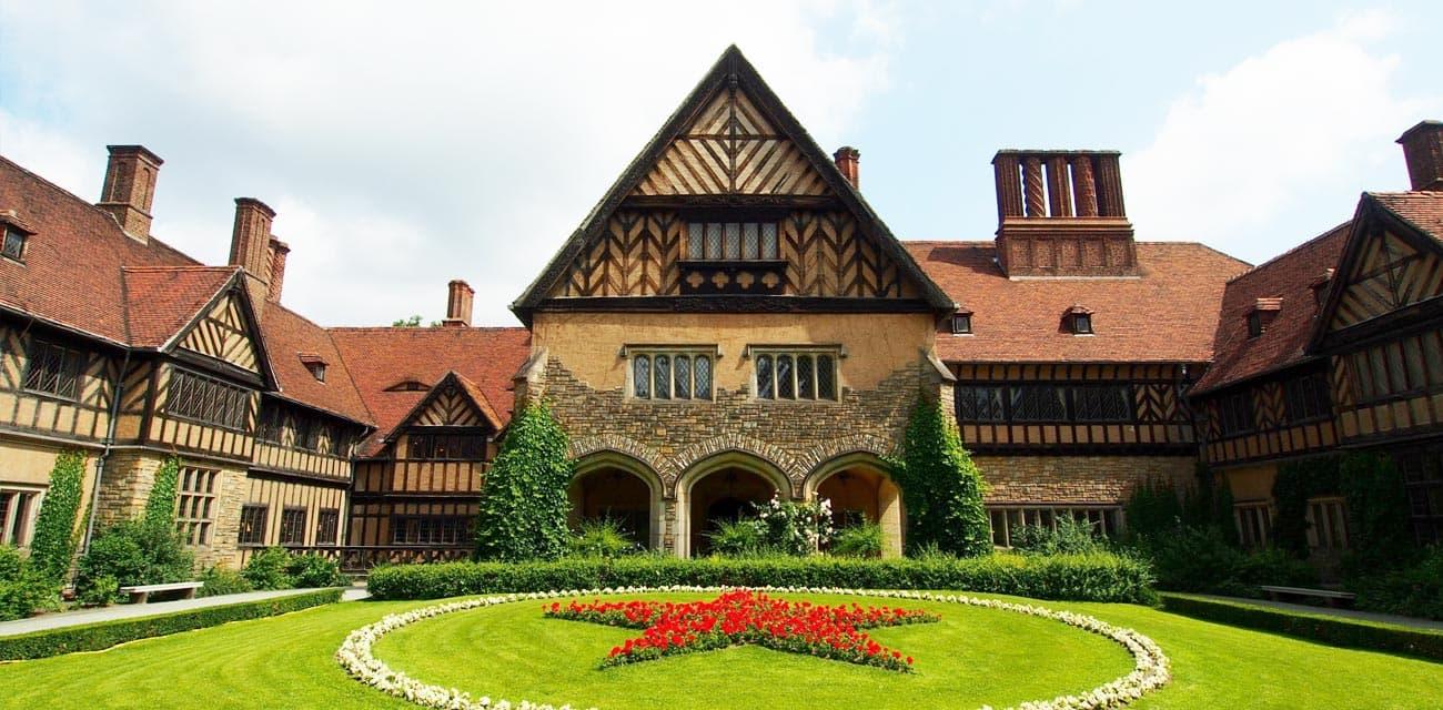 Potsdam波茨坦的西施林宮Schloss Cecilienhof