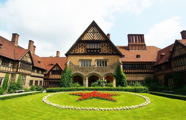 Potsdam波茨坦的西施林宮
