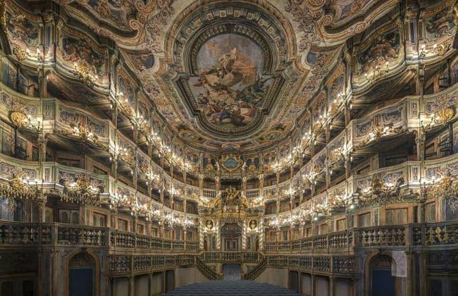 侯爵歌劇院markgraefliches-opernhaus邊疆伯爵歌劇院
