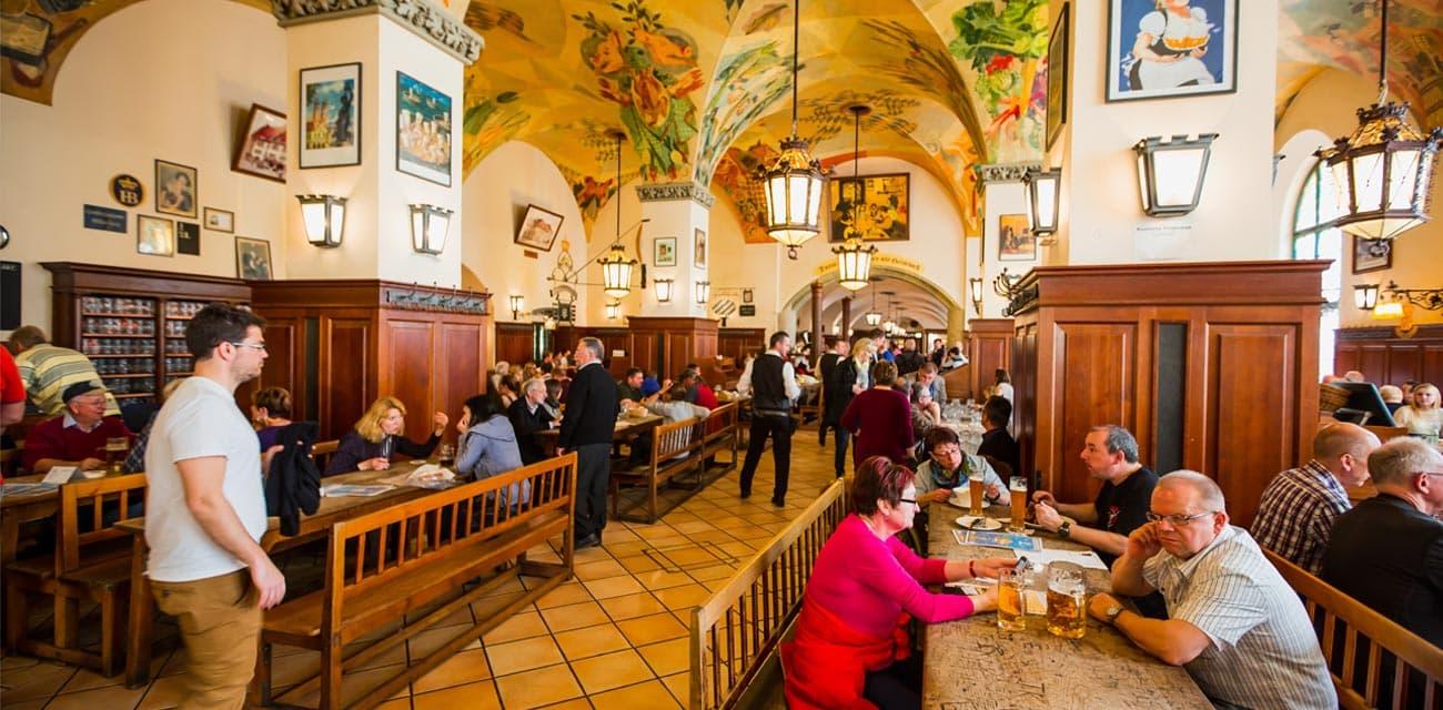 慕尼黑百年啤酒館