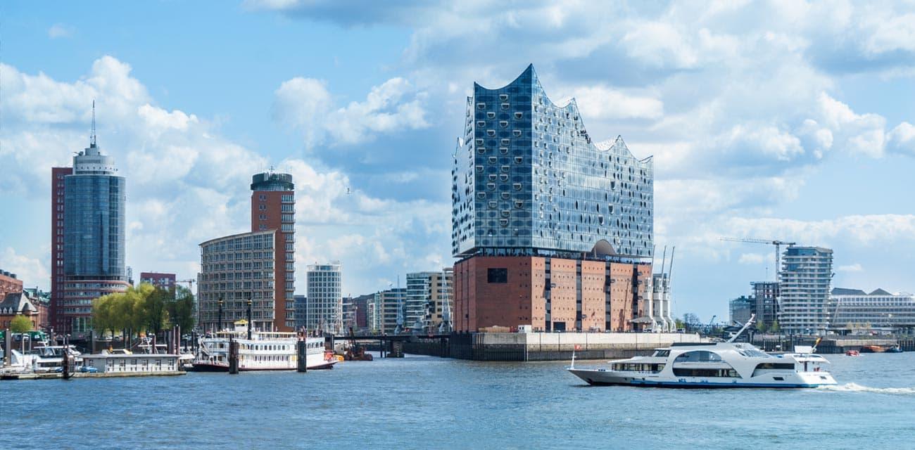 漢堡Hamburg易北愛樂廳