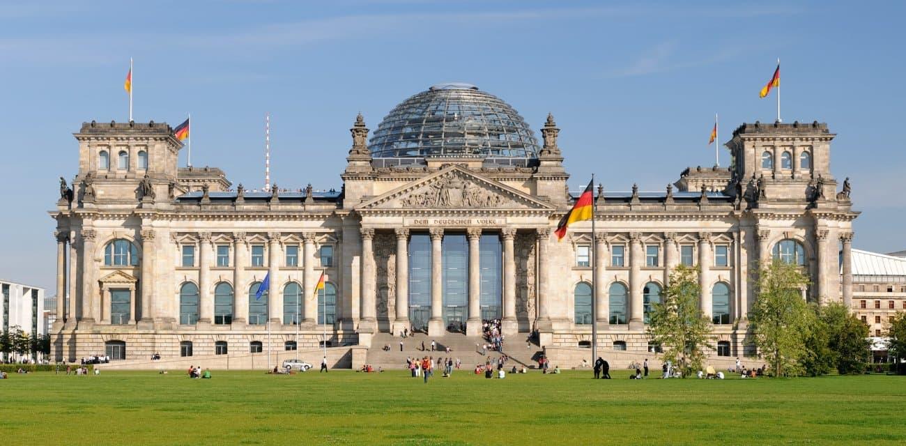 柏林Berlin國會大廈
