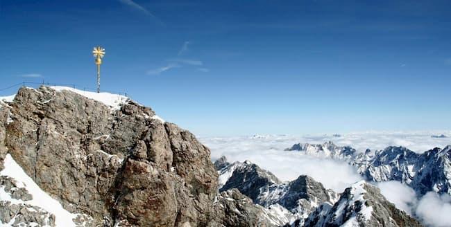 Zugspitze楚格峰