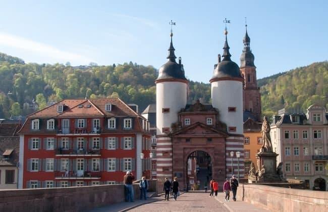 Heidelberg海德堡