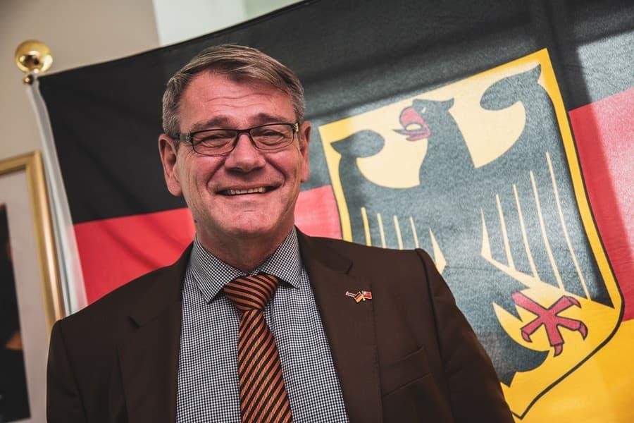 德國在台協會處長Dr. Thomas Prinz王子陶博士