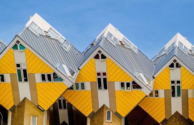 鹿特丹方塊屋 Cube House
