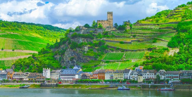 Rhein萊茵河