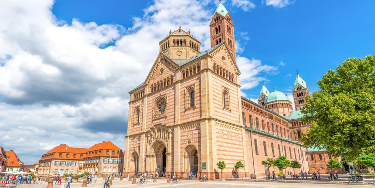 施派爾主教座堂Speyerer Dom