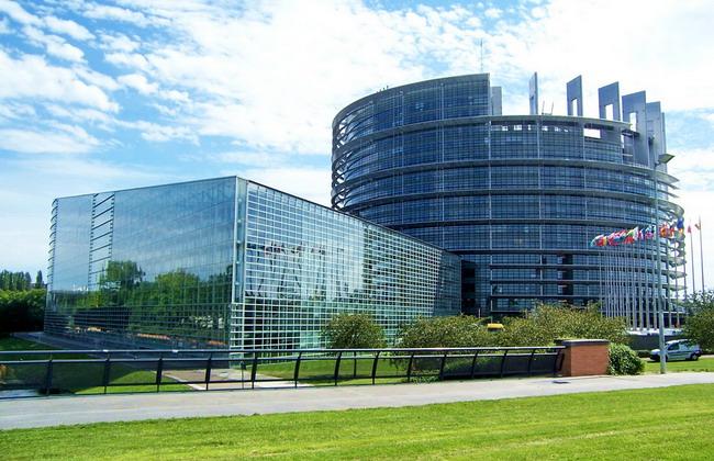 史特拉斯堡Strasbourg歐洲議會