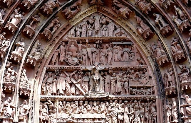 史特拉斯堡大教堂Strasbourg
